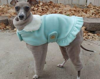 Warm custom coat for you IG