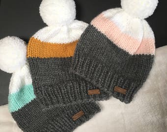 The Three Sisters Classic Beanie Collection