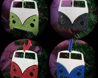 Christmas Campervan Decoration