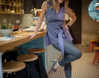 Designer top tunic handmade