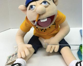 The Official Jeffy Jeffy Puppet from SML Youtube movies