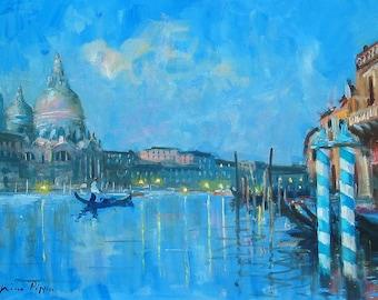 Nino Pippa Venice Twilight