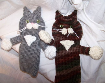 Crochet cat golf club cover this is for 1 cover