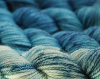 Mini Skein Ombre Gradient Yarn Choose Your Base -  Arctic Extreme