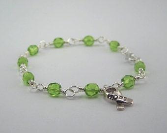 Lymphoma Awareness Bracelet