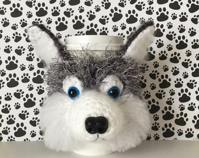 Featured listing image: Husky Gifts, Siberian Husky Dog, Siberian Husky Mom, Siberian Husky Gift, Doggy Mom, Sled Dog, Husky Mom, Dog Cozies, Pet Parent Gifts