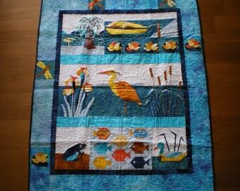 patchwork for the aquatic world nursery