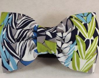 Dog Flower, Dog Bow Tie, Cat Flower, Cat Bow Tie - Blossom Fern