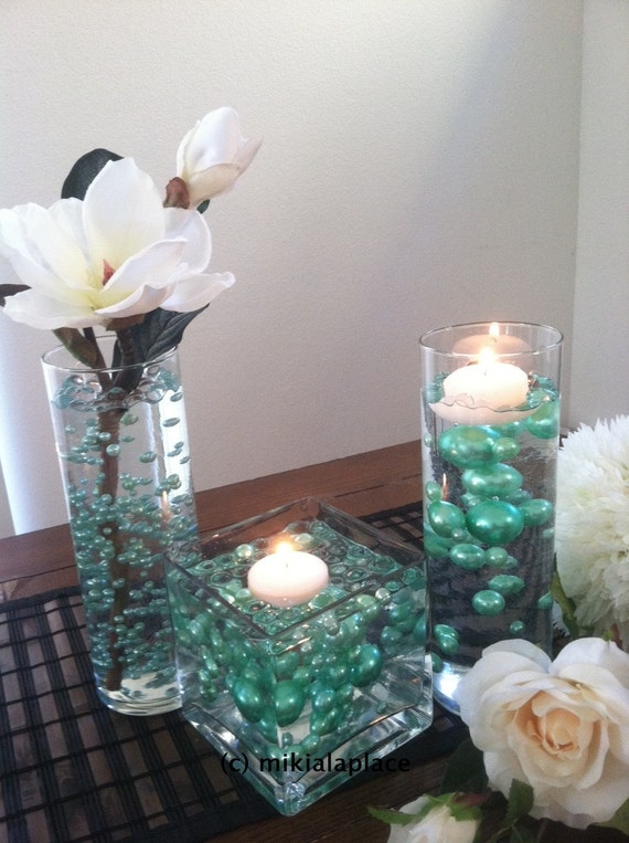 Floating Glass Bubbles Wedding