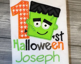 My 1st Halloween Onesie! Halloween Ghost, First Halloween Outfit, Babys First Halloween, Infant Halloween outfit