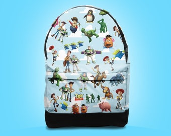 SALE! Toy story disney backpack bag