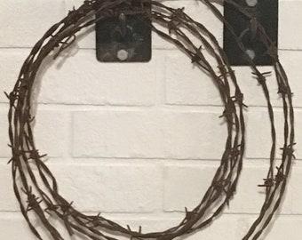 Vintage Barbed Wire