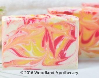 Luxury Artisan Soap - Fresh Scent