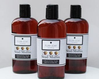 STUD MUFFIN Massage Oil Mens Line