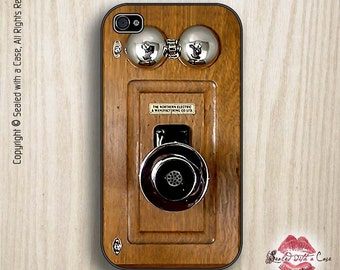 Vintage 1920's Telephone - iPhone 4/4S 5/5S/5C/6/6+ and now iPhone 7 cases!! And Samsung Galaxy S3/S4/S5/S6/S7