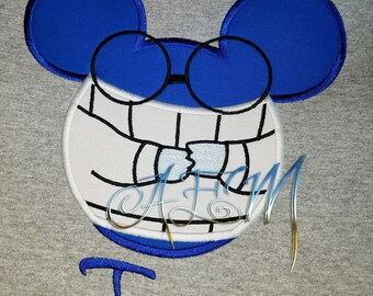 Sadness Mouse head Personalized Shirt