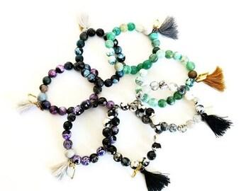 Beau Bracelet || Choose Color