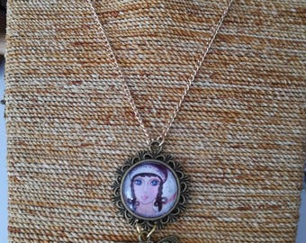 """Like an Angel"" necklace"