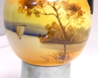 Mantle Vase Vintage Japan Vase 3