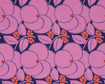 Amy Butler - Hapi Collection - Heart Bloom - Rose