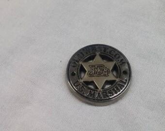 "1"" Jr's Badge Coin"