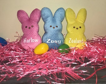 Personalized peeps for Easter