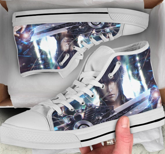 Fantasy high Looks Shoes him Women's sneakers like Gift Converse High Sneakers Shoes Tops Final Colorful Tops XV Men's Shoes her for dc6Hgnpg