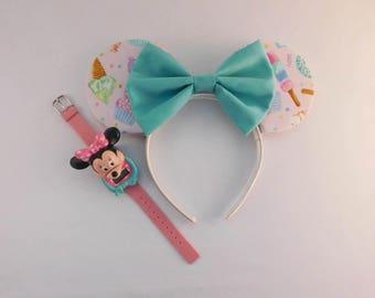 Sweet Treats Disney Inspired Ears