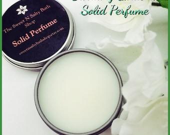 Blooming Gardenia Solid Perfume