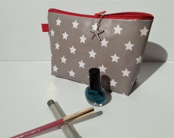 Makeup Kit, package oilcloth, cotton Kit coated