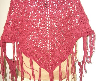 "Saffron Shawl  from Firefly ""Our Mrs Reynolds"", Free Shipping"