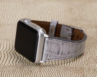 Apple watch band, women apple watch watch band,iwatch band ,white apple watch band ,women iwatch band, apple watch band series 3 thin watch