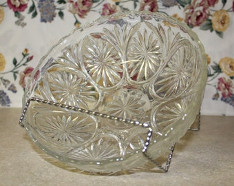 Medallion Bowl by Anchor Hocking *Shipping Included*