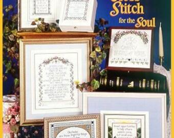 Stoney Creek Cross Stitch for the Soul Book 286 Cross Stitch Pattern