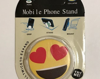Cell phone designed pop out