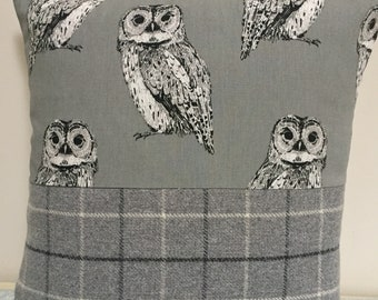 "Owls 16"" Cushion Cover"