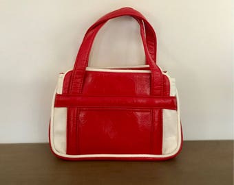 Vintage MOD handbag by Langstons House of Purses