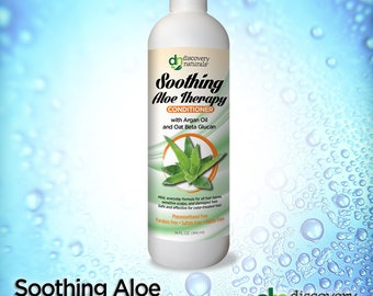 Soothing Aloe Therapy Natural & Organic Conditioner