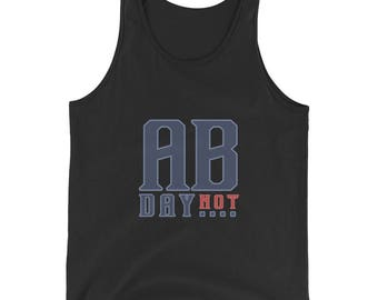 Gym Rat Today is Ab Day Not  Funny work out Unisex  Tank Top