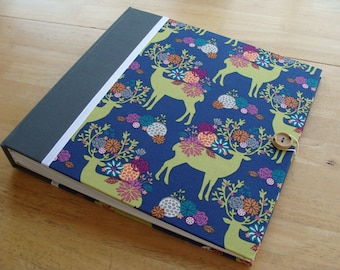 Woodland Animals Scrapbook