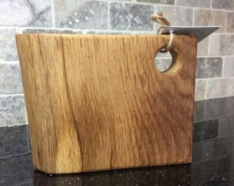 Petit range natural edge Walnut board