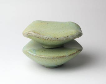Jade Hollow Sushi Plates