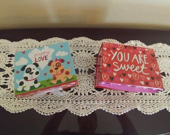 Valentine Puppy Love or You Are Sweet Bath Bomb Sets