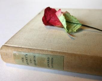 The Hearts Unreason Edward Davidson poetry book Book Hardback poetry