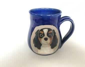 Cavalier Coffee Mug (Tri-Color)