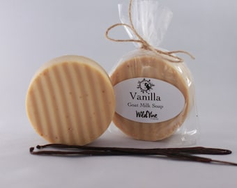 Vanilla Goat Milk Soap