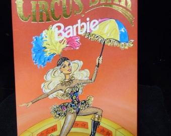 FAO Schwarz Circus Star Barbie Doll 1994