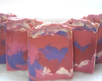 Fruit Punch Handmade Artisan Soap