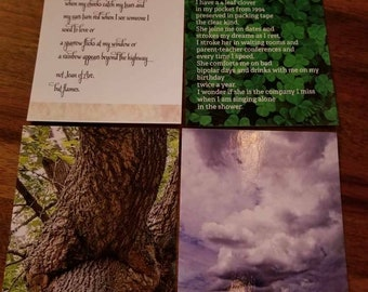Pack of 12 original postcards