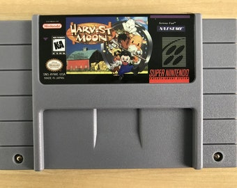 Harvest Moon for Super Nintendo SNES